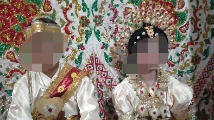 Pernikahan wanita dengan wanita di Soppeng, Sulsel.