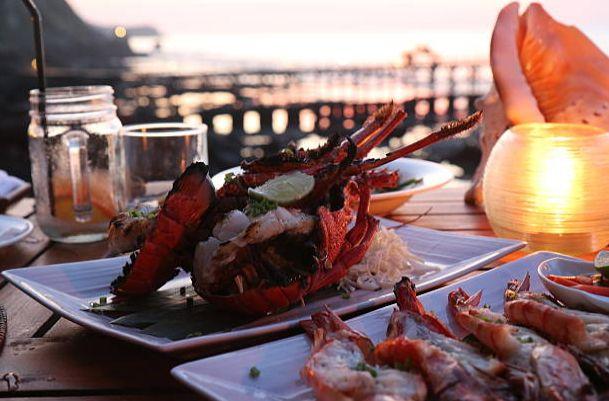 Restoran seafood