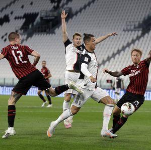 Prediksi AC Milan Vs Juventus: Nyonya Tua Favoritnya