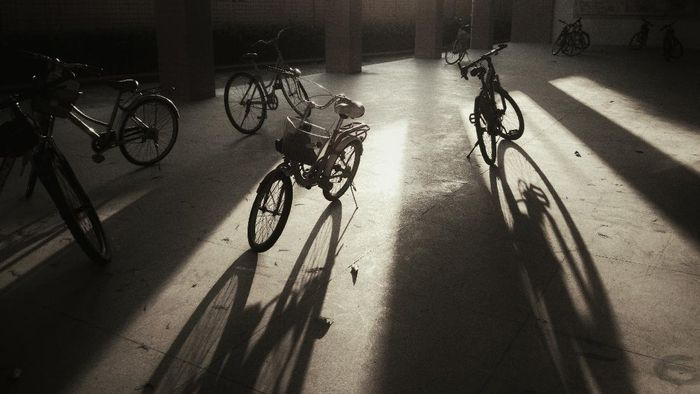 Rekomendasi sepeda lipat untuk pegowes pemula. (Foto: Unsplash/Negan Scofield)