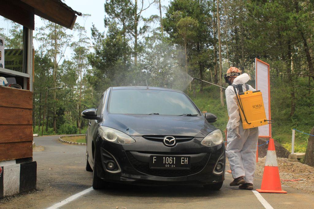 Tempat wisata Bandung Selatan