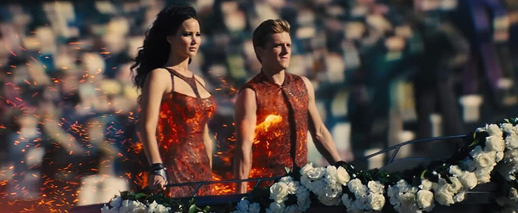 The Hunger Games Catching of Fire