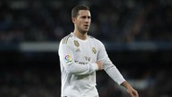 Man City Vs Madrid: Hazard Mejan di Etihad