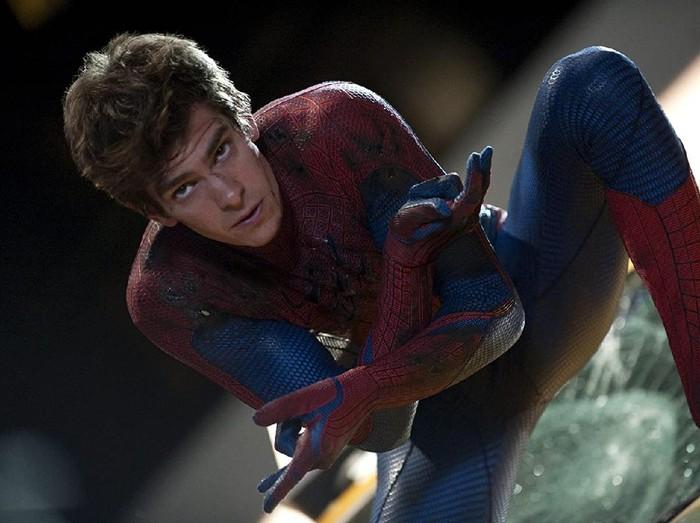 Film The Amazing Spider-Man yang tayang di Bioskop Trans TV 14 Juni.