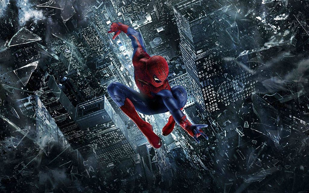 Film The Amazing Spider-Man yang tayang di Bioskop Trans TV 14 Juni.