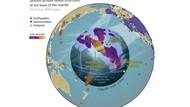 Benarkah Inti Bumi di Bawah Indonesia Miring? Ini Kata Ahli University of California