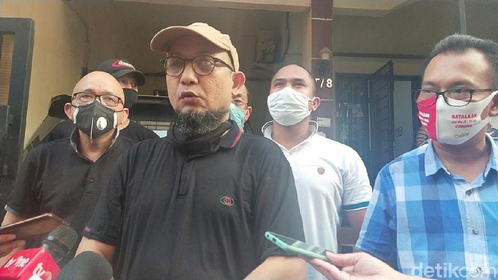 Said Didu-Rocky Gerung Bikin New KPK, Temui Novel Baswedan Beri Dukungan