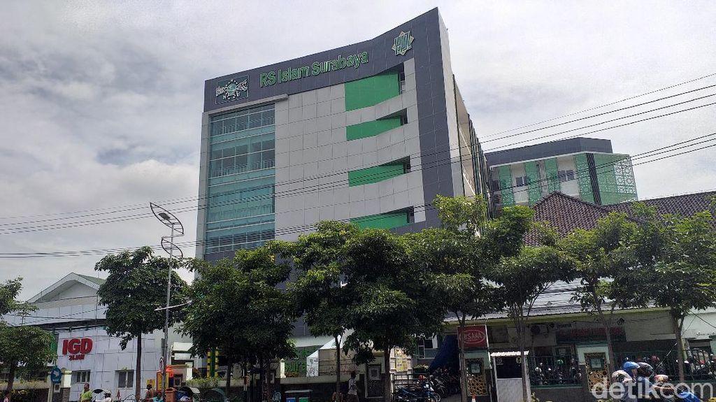 Pasien Corona Overload, 7 Nakes RSI Surabaya Positif COVID-19
