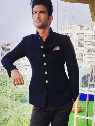 Sushant Singh Rajput (Instagram)