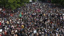 Terilhami Black Lives Matter, Ribuan Warga Prancis Turun ke Jalan
