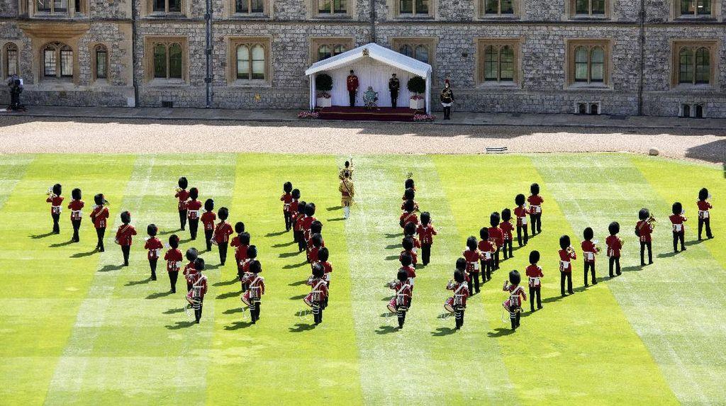 Sederhana! Video Perayaan Ulang Tahun Ratu Elizabeth II