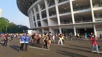 Ingat! Ini Aturan Olahraga di Kompleks Gelora Bung Karno