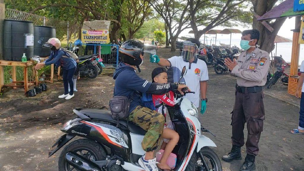 Wisata Pantai di Banyuwangi Siap Sambut Pengunjung dengan Protokol Kesehatan