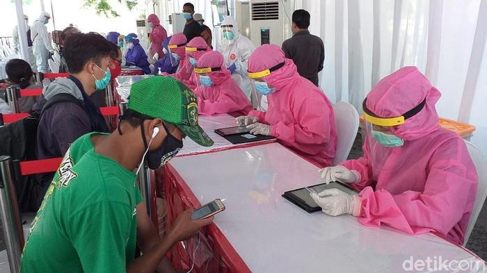 BIN Kembali Perpanjang Rapid Test Massal di Surabaya Sampai 20 Juni