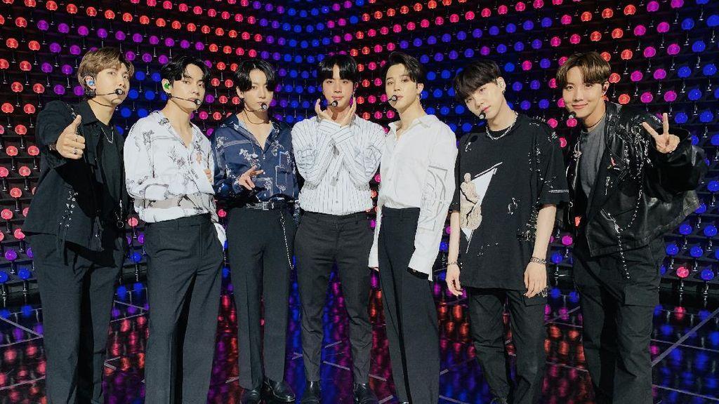 5 Member BTS Ambil Program Master, Agensi Bantah Tunda Wamil