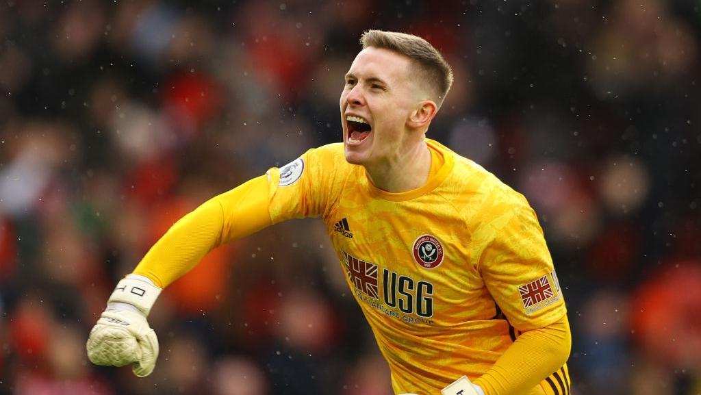 Dean Henderson, Kiper Masa Depan Man United dan Timnas Inggris