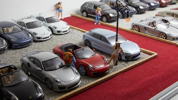 Diecast Porsche