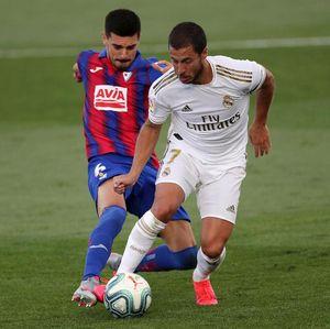 Madrid Vs Alaves: Menanti Kembalinya Hazard