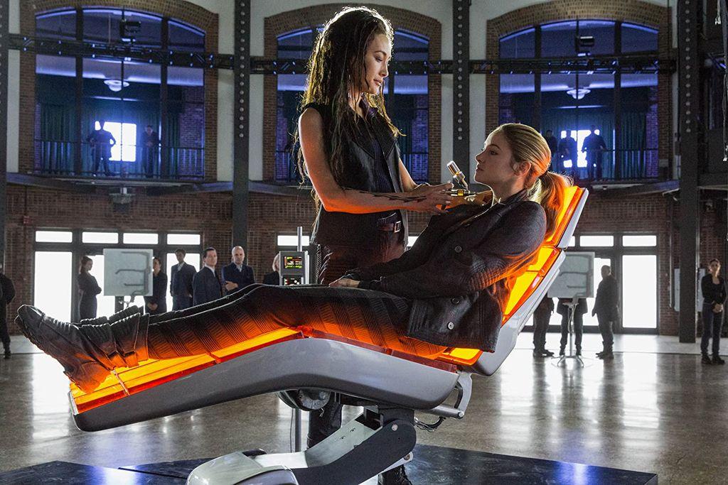 Film Divergent di Bioskop Trans TV