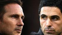 Arteta kepada Chelsea: Beri Lampard Waktu