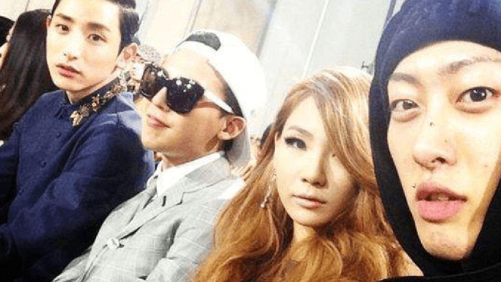 Ssttt, Ini Bocoran Geng Pertemanan Artis Korea dari Idol sampai Aktor