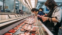 China Lagi-lagi Temukan Jejak Corona di Kemasan Makanan Impor