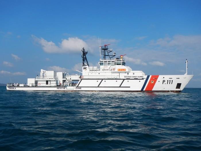 kapal patroli Kemenhub
