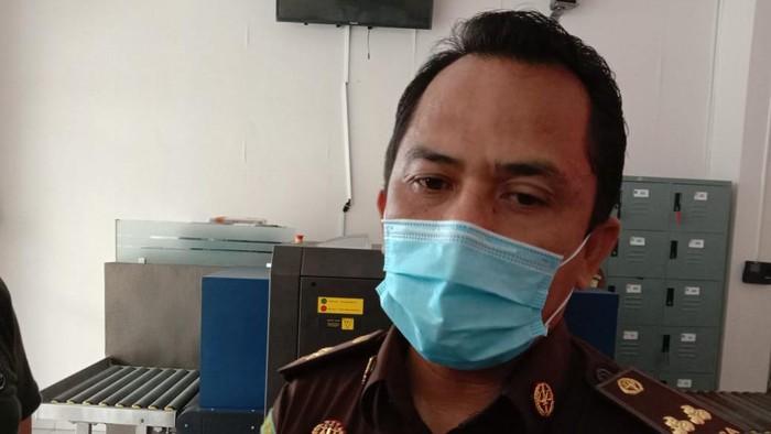 Kasipenkum kejatisu, Sumanggar Siagian (Ahmad Arfah-detikcom)