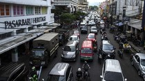Pemkot Bandung Kembali Terapkan Sistem Buka Tutup di 10 Ruas Jalan