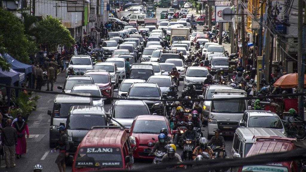 Adaptasi New Normal, Bandung juga Mulai Macet
