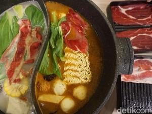 Kitamura : Kenyang Makan Shabu-shabu Cuma Rp 99 Ribu Sepuasnya