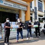 Wuling Almaz Indonesia Donasikan Sembako dan Masker ke Panti Jompo