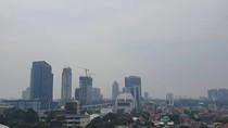 Biru Jadi Abu di Langit Ibu Kota Disebut Bukan Gegara Polusi Udara