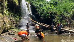 Indahnya Air Terjun Kona yang Hits di Polewali Mandar