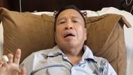Membaik Usai Operasi Batu Empedu, Miing Bagito Sudah Pulang ke Rumah