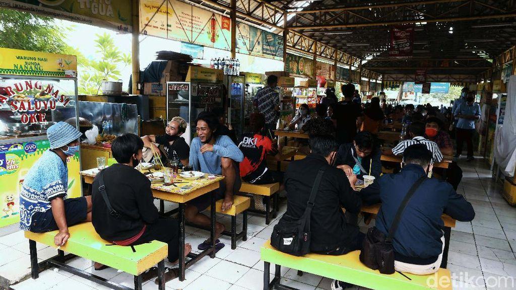 Kadisdik Minta Jatah Makan di Kantin Panen Komplain