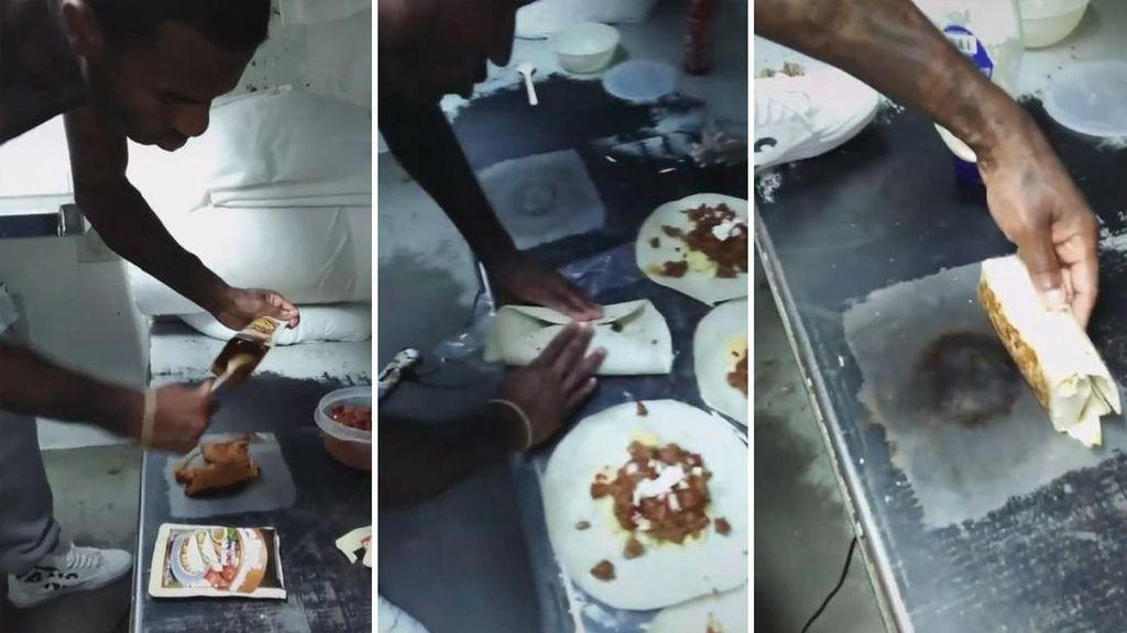 5 Napi Ini Hobi Pamer Makanan Mewah Sampai Masak di Dalam Penjara