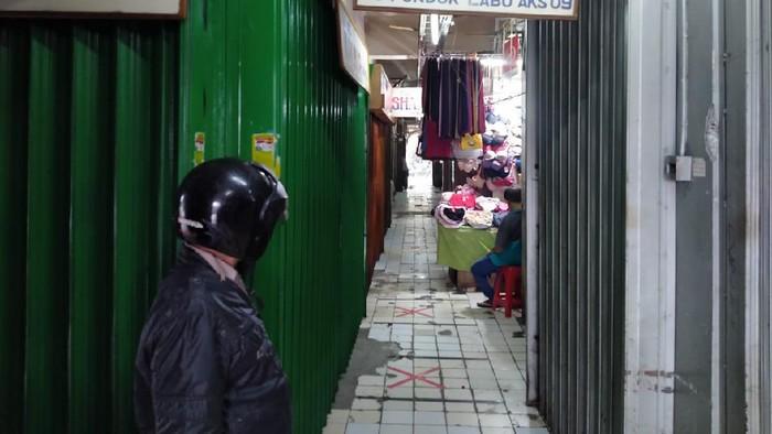 Pasar Ganjil-genap