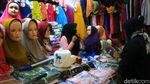 Beroperasi Kembali, Begini Suasana Pasar Blok A Tanah Abang
