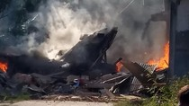 Pesawat Jatuh di Riau Usai Latihan Bertiga, Pilot Lapor Keanehan di Mesin