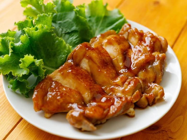 Foto Ayam Teriyaki Wijen Resep Ayam Teriyaki Yang Gurih Manis Untuk Bekal Kantor