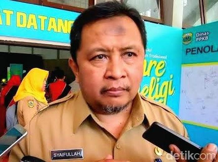 Sekretaris Daerah Bondowoso Syaifullah