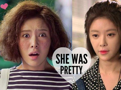 She Was Pretty