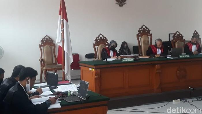 Sidang Korupsi RTH Bandung