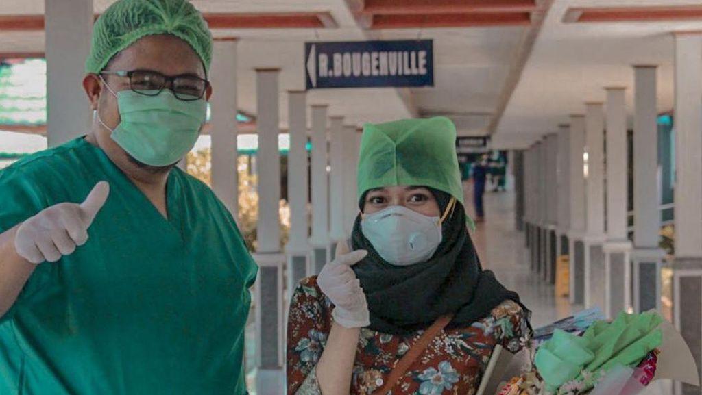 Kisah Mahasiswi yang Viral karena Sidang Tugas Akhir Saat Jadi Pasien Corona