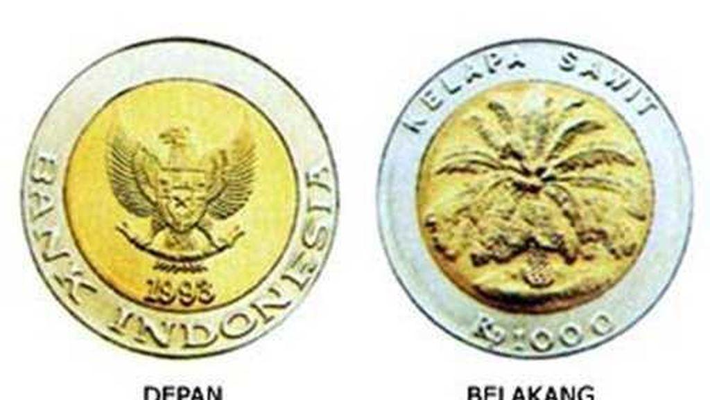 Heboh Uang Rp 1.000 Kelapa Sawit Dibanderol Ratusan Juta