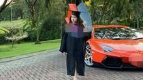 Begini Gaya Crazy Rich Surabaya Rayakan Wisuda Lulusan SMA