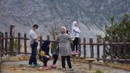 Beroperasi Lagi, Tangkuban Perahu Tak Terapkan Pembatasan Wisatawan