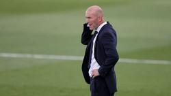 Zidane Capek Banget Dengar Tuduhan Madrid Dimenangkan Wasit