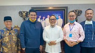 Zulhas Umumkan PAN Dukung Bobby di Pilkada Medan, DPW Sumut: Kami Jalankan